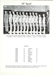 Sweet Grass County High School - Timberline Yearbook (Big Timber, MT) online yearbook collection, 1957 Edition, Page 55