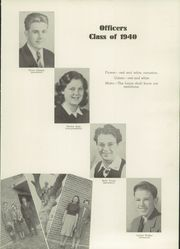 Page 11, 1940 Edition, Fairfield High School - Eagle Yearbook (Fairfield, MT) online yearbook collection