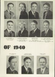 Page 13, 1940 Edition, Fairfield High School - Eagle Yearbook (Fairfield, MT) online yearbook collection