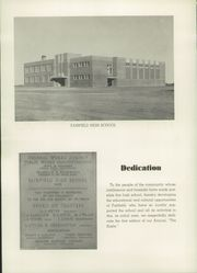 Page 6, 1940 Edition, Fairfield High School - Eagle Yearbook (Fairfield, MT) online yearbook collection