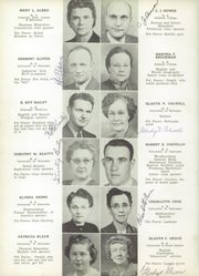 Page 10, 1952 Edition, Columbus High School - Discoverer Yearbook (Columbus, NE) online yearbook collection
