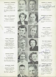 Page 11, 1952 Edition, Columbus High School - Discoverer Yearbook (Columbus, NE) online yearbook collection