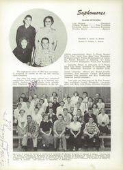 Page 16, 1952 Edition, Columbus High School - Discoverer Yearbook (Columbus, NE) online yearbook collection