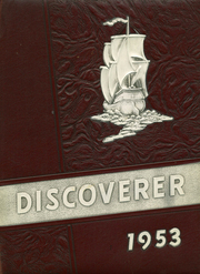 1953 Edition, Columbus High School - Discoverer Yearbook (Columbus, NE)