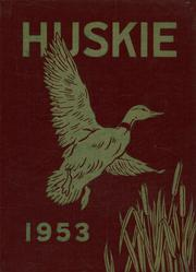 1953 Edition, Absarokee High School - Huskie Yearbook (Absarokee, MT)
