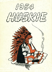 1954 Edition, Absarokee High School - Huskie Yearbook (Absarokee, MT)