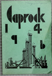 North Toole County High School - Caprock Yearbook (Sunburst, MT) online yearbook collection, 1946 Edition, Page 1