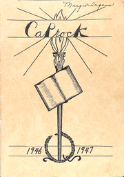 North Toole County High School - Caprock Yearbook (Sunburst, MT) online yearbook collection, 1947 Edition, Page 1