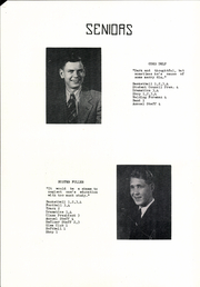 Page 14, 1947 Edition, North Toole County High School - Caprock Yearbook (Sunburst, MT) online yearbook collection