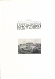 Page 6, 1947 Edition, North Toole County High School - Caprock Yearbook (Sunburst, MT) online yearbook collection