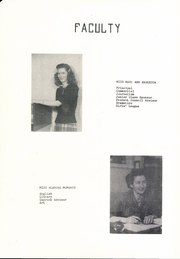 Page 8, 1947 Edition, North Toole County High School - Caprock Yearbook (Sunburst, MT) online yearbook collection
