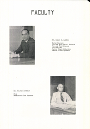 Page 9, 1947 Edition, North Toole County High School - Caprock Yearbook (Sunburst, MT) online yearbook collection