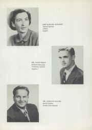 Page 13, 1953 Edition, North Toole County High School - Caprock Yearbook (Sunburst, MT) online yearbook collection