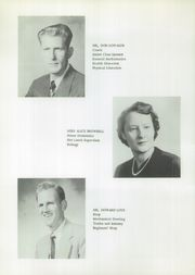 Page 14, 1953 Edition, North Toole County High School - Caprock Yearbook (Sunburst, MT) online yearbook collection