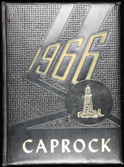 1966 Edition, North Toole County High School - Caprock Yearbook (Sunburst, MT)