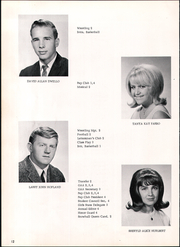 Page 16, 1967 Edition, North Toole County High School - Caprock Yearbook (Sunburst, MT) online yearbook collection