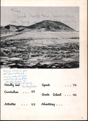 Page 7, 1967 Edition, North Toole County High School - Caprock Yearbook (Sunburst, MT) online yearbook collection