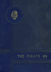 Victor High School - Pirate Yearbook (Victor, MT) online yearbook collection, 1949 Edition, Page 1