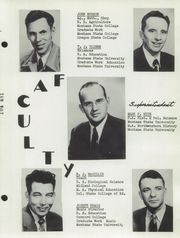 Page 11, 1950 Edition, Victor High School - Pirate Yearbook (Victor, MT) online yearbook collection
