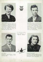 Page 10, 1953 Edition, Victor High School - Pirate Yearbook (Victor, MT) online yearbook collection