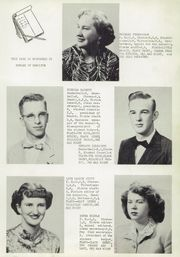 Page 11, 1953 Edition, Victor High School - Pirate Yearbook (Victor, MT) online yearbook collection