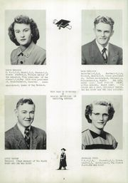 Page 12, 1953 Edition, Victor High School - Pirate Yearbook (Victor, MT) online yearbook collection