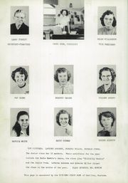 Page 14, 1953 Edition, Victor High School - Pirate Yearbook (Victor, MT) online yearbook collection