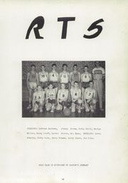 Page 23, 1953 Edition, Victor High School - Pirate Yearbook (Victor, MT) online yearbook collection