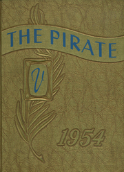 Victor High School - Pirate Yearbook (Victor, MT) online yearbook collection, 1954 Edition, Page 1