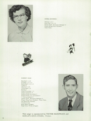 Page 12, 1956 Edition, Victor High School - Pirate Yearbook (Victor, MT) online yearbook collection