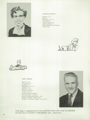 Page 14, 1956 Edition, Victor High School - Pirate Yearbook (Victor, MT) online yearbook collection