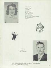 Page 15, 1956 Edition, Victor High School - Pirate Yearbook (Victor, MT) online yearbook collection