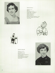 Page 16, 1956 Edition, Victor High School - Pirate Yearbook (Victor, MT) online yearbook collection