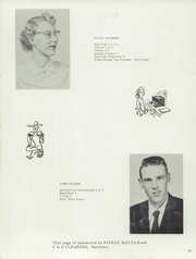 Page 17, 1956 Edition, Victor High School - Pirate Yearbook (Victor, MT) online yearbook collection