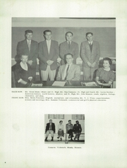 Page 8, 1956 Edition, Victor High School - Pirate Yearbook (Victor, MT) online yearbook collection