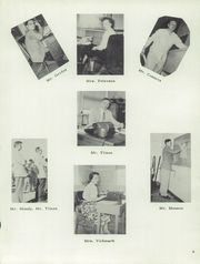Page 9, 1956 Edition, Victor High School - Pirate Yearbook (Victor, MT) online yearbook collection