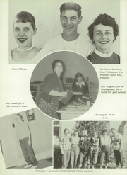 Page 14, 1957 Edition, Victor High School - Pirate Yearbook (Victor, MT) online yearbook collection