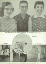 Page 20, 1957 Edition, Victor High School - Pirate Yearbook (Victor, MT) online yearbook collection