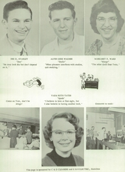 Page 24, 1957 Edition, Victor High School - Pirate Yearbook (Victor, MT) online yearbook collection