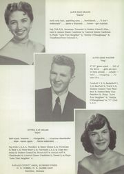 Page 14, 1958 Edition, Victor High School - Pirate Yearbook (Victor, MT) online yearbook collection