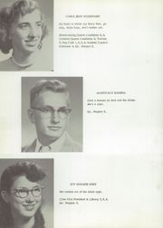 Page 14, 1959 Edition, Victor High School - Pirate Yearbook (Victor, MT) online yearbook collection