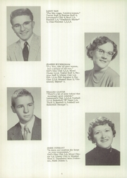 Page 10, 1957 Edition, Terry High School - Prairian Yearbook (Terry, MT) online yearbook collection