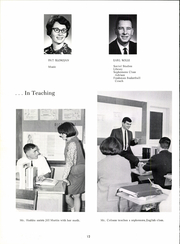 Page 16, 1967 Edition, Terry High School - Prairian Yearbook (Terry, MT) online yearbook collection