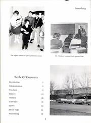 Page 6, 1967 Edition, Terry High School - Prairian Yearbook (Terry, MT) online yearbook collection