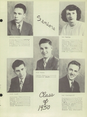 Page 13, 1950 Edition, Granite County High School - Granitonian Yearbook (Philipsburg, MT) online yearbook collection