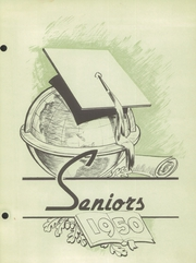 Page 7, 1950 Edition, Granite County High School - Granitonian Yearbook (Philipsburg, MT) online yearbook collection