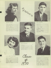 Page 9, 1950 Edition, Granite County High School - Granitonian Yearbook (Philipsburg, MT) online yearbook collection