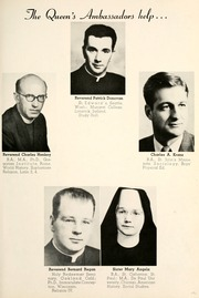 Page 13, 1955 Edition, Great Falls Central Catholic High School - Chimes Yearbook (Great Falls, MT) online yearbook collection