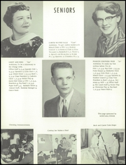 Page 10, 1956 Edition, Belt Valley High School - Husky Herald Yearbook (Belt, MT) online yearbook collection