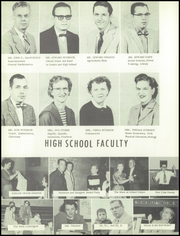 Page 8, 1956 Edition, Belt Valley High School - Husky Herald Yearbook (Belt, MT) online yearbook collection